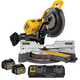Factory Reconditioned Dewalt DHS790T2R MAX FlexVolt Cordless Lithium-Ion 12 in. Sliding Compound Miter Saw Kit with Batteries