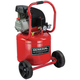 General International AC1104 2HP 11 Gal. Vertical Oil-Lubricated Electric Air Compressor with Wheels