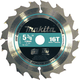 Makita A-94904 5-3/8 in. 16-Tooth Carbide Circular Saw Blade