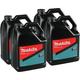 Makita T-03159-4 1 Gallon Winter Mix Bar and Chain Oil (4 Pc)