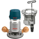 Bosch 1617EVSTB 2-1/4 HP Fixed-Base Electronic Router and Router Table Base