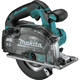 Makita XSC04Z 18V LXT Lithium-Ion Brushless Cordless 5-7/8 in. Metal Cutting Saw with Electric Brake and Chip Collector (Tool Only)