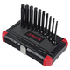 Sunex 2639L 10 Pc 1/2 in. 6 in. Long Drive Impact Hex Driver METRIC Set