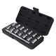 Sunex 8846 15 Pc 3/8 in. Dr. Drain Plug Key Set