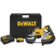Dewalt DCS376P2 20V MAX 5 in. Dual Switch Band Saw Kit