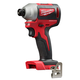 Factory Reconditioned Milwaukee 2850-80 M18 Compact Brushless 1/4 in. Hex Impact Driver (Bare Tool)