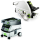 Festool PM561438 Plunge Cut Circular Saw with CT MINI 2.6 Gallon Mobile Dust Extractor