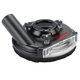 Milwaukee 49-40-6101 4-1/2 in. - 5 in. Surface Grinding Dust Shroud