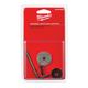 Milwaukee 48-90-0000 Multi-Tool Universal Blade Adaptor