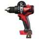 Factory Reconditioned Milwaukee 2902-80 M18 Brushless 1/2 in. Hammer Drill (Tool Only)
