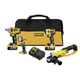 Dewalt DCK498P2 20V MAX 5.0 Ah 4-Tool Combo Kit
