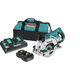 Factory Reconditioned Makita XSR01PT-R 18V X2 LXT (36V) Brushless Cordless Rear Handle 7-1/4 in. Circular Saw Kit (5.0Ah)