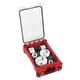 Milwaukee 49-22-5606 10-Piece Hole Dozer Hole Saw Kit with PACKOUT Compact Organizer
