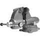 Wilton 28827 C-2 Combination Pipe and Bench 5 in. Jaw Round Channel Vise with Swivel Base