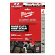 Milwaukee 48-39-0711 Extreme Thin M12 Sub-Compact 27 in. 12/14 TPI Metal Bandsaw Blades (3-Pack)