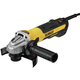 Dewalt DWE43240INOX 5 in. / 6 in. INOX Brushless Slide Switch Small Angle Grinder with Variable Speed