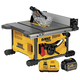 Factory Reconditioned Dewalt DCS7485T1R 60V MAX FlexVolt Cordless Lithium-Ion 8-1/4 in. Table Saw Kit with Battery