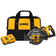 Factory Reconditioned Dewalt DCS577X1R FLEXVOLT 60V 9.0Ah MAX 7-1/4 in. Worm Drive Style Saw Kit