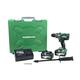 Metabo HPT DV36DAM MultiVolt 36V 1,220 in-lbs. Brushless Hammer Drill with 2 4.0 Ah Batteries