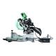 Metabo HPT C3610DRAQ4M MultiVolt 36V Brushless 10 in. Dual Bevel Sliding Miter Saw (Tool Only)