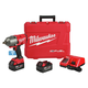 Factory Reconditioned Milwaukee 2863-82 M18 FUEL with ONEKEY High Torque Impact Wrench 1/2 in. Friction Ring Kit