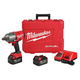 Factory Reconditioned Milwaukee 2864-82 M18 FUEL with ONE-KEY High Torque Impact Wrench 3/4 in. Friction Ring Kit