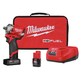 Factory Reconditioned Milwaukee 2555-82 M12 FUEL Stubby 1/2 in. Impact Wrench with Friction Ring Kit