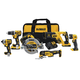 Factory Reconditioned Dewalt DCK684D2R 20V MAX XR 6-Tool Compact Combo Kit