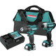 Makita CT232 12V max CXT 1.5 Ah Lithium-Ion 2-Piece Combo Kit