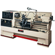 JET 321466 Lathe with Taper Attachment Installed
