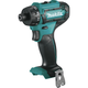 Makita FD10Z 12V max CXT Lithium-Ion Hex Brushless 1/4 in. Cordless Drill Driver (Tool Only)