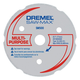 Dremel SM500 3 in. Multi Purpose Carbide Cutting Wheel