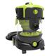 Sun Joe SWD6600 6.6 Gal 4.0 Peak HP Industrial Motor Multi-Cyclonic Filtration Wet/Dry Vaccum with Semi-Transparent Tank