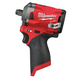 Factory Reconditioned Milwaukee 2555-80 M12 FUEL Stubby 1/2 in. Impact Wrench with Friction Ring (Tool Only)