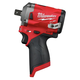 Factory Reconditioned Milwaukee 2555P-80 M12 FUEL Stubby 1/2 in. Impact Wrench with Pin Detent (Tool Only)