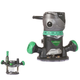 Metabo HPT KM12VCM 2-1/4 HP Variable Speed Plunge and Fixed Base Router Kit