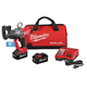 Milwaukee 2867-22 M18 FUEL 1 in. High Torque Impact Wrench Kit with ONE KEY and (2) 8.0 Ah Batteries