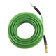 Metabo HPT 115156M 1/4 in. x 100 ft. Polyurethane Air Hose with Industrial Fittings (Green)
