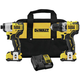 Dewalt DCK221F2 XTREME 12V MAX Cordless Lithium-Ion Brushless 3/8 in. Drill Driver and 1/4 in. Impact Driver Kit (2 Ah)