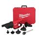 Milwaukee 2572B-20 M12 AIRSNAKE Drain Cleaning Air Gun (Tool Only)