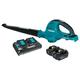 Factory Reconditioned Makita XBU01PT-R 18V X2 LXT 5.0 Ah Handheld Blower Kit