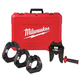Milwaukee 49-16-2698 2-1/2 in. - 4 in. IPS XL Ring Kit for M18 FORCE LOGIC Long Throw Press Tool