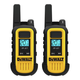Dewalt DXFRS300 1 Watt Heavy Duty Walkie Talkies (Pair)