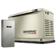 Generac 7172 Guardian 10kW Home Backup Generator with 16-Circuit Transfer Switch (WiFi-Enabled)