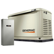 Generac 7177 Guardian 16kW Home Backup Generator with 16-circuit Transfer Switch (WiFi-Enabled)