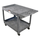 JET 140019 37-3/8 in. x 25-5/8 in. PUC Series Heavy-Duty Resin Service Cart