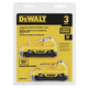 Dewalt DCB124-2 12V MAX 3 Ah Lithium-Ion Battery (2-Pack)