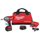Milwaukee 2769-22 M18 FUEL Lithium-Ion 1/2 in. Extended Anvil Controlled Torque Impact Wrench Kit with ONE-KEY (5 Ah)