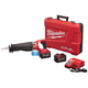 Factory Reconditioned Milwaukee 2721-82HD M18 FUEL SAWZALL Reciprocating Saw Kit with ONE-KEY Technology