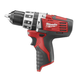 Factory Reconditioned Milwaukee 2411-80 M12 12V Cordless Lithium-Ion 3/8 in. Hammer Drill Driver (Bare Tool)